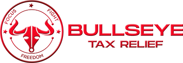 Bullesye Tax Relief Logo